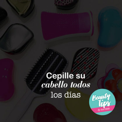 El beauty tip de la semana - Cepillos Tangle Teezer