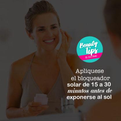 #ElBeautyTipDeLaSemana#BeautyTipsByIssaBella