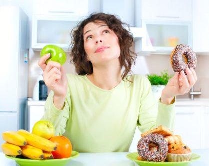 ¿Menos comida, menos calorías?