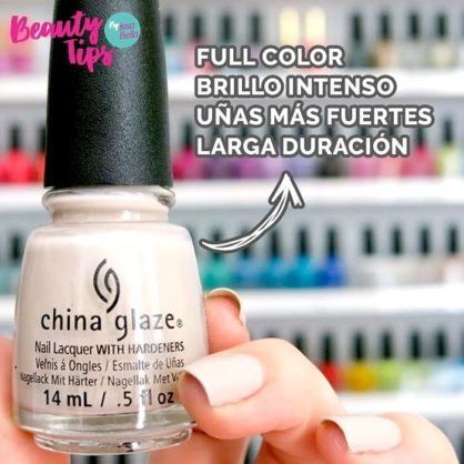 #BeautyTipDeLaSemana - China Glaze
